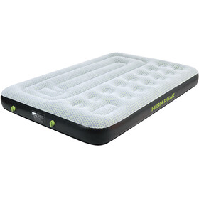 High Peak Multi Comfort Plus Bed grijs/zwart